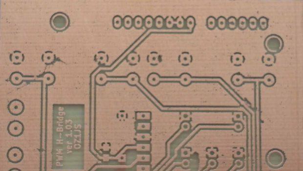 Fremstilling af print – PCB