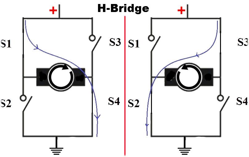 h-bridge-kontakt