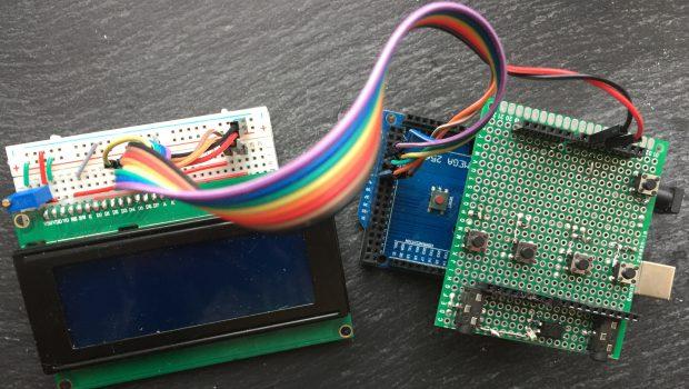 USB Morsekeyboard (#01)